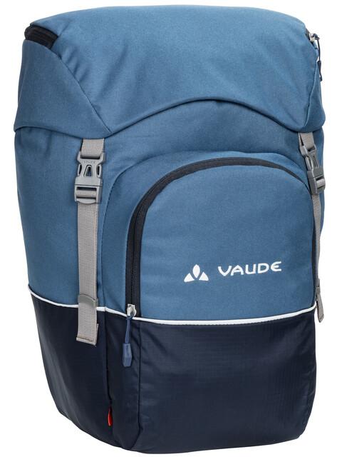 VAUDE Road Master - Sac porte-bagages - Front bleu